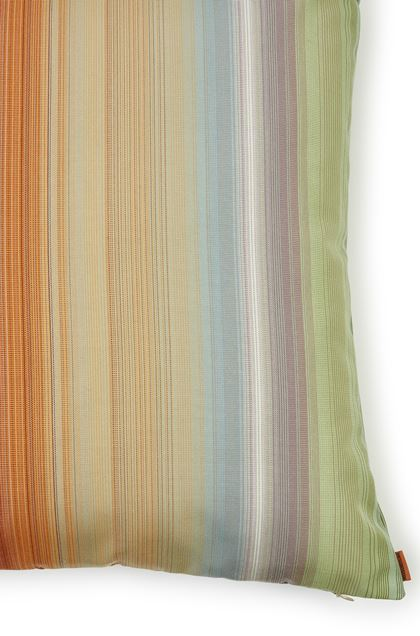 MISSONI HOME WONGA CUSHION Light green E - Front