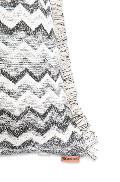 MISSONI HOME WIPPTAL CUSHION Black E - Front