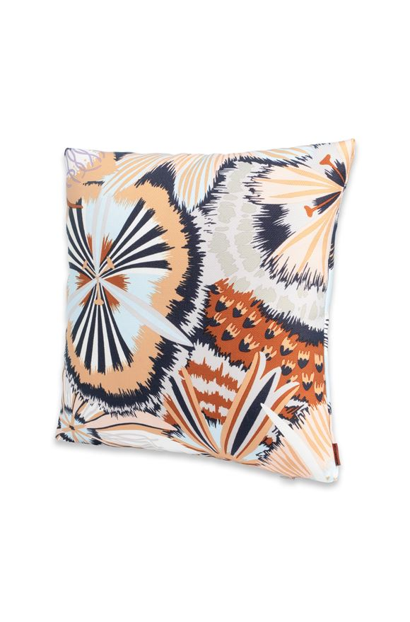 MISSONI HOME WALLIS CUSHION Brown E