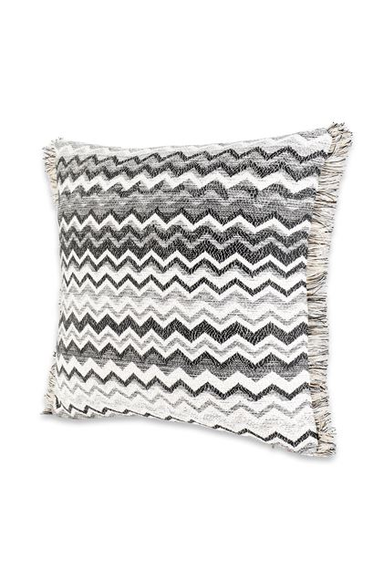 MISSONI HOME WIPPTAL CUSHION Black E - Back