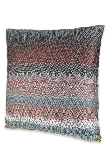 MISSONI HOME WEIMAR CUSHION Black E - Back