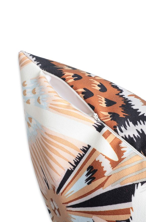 MISSONI HOME WALLIS CUSHION E, Side view