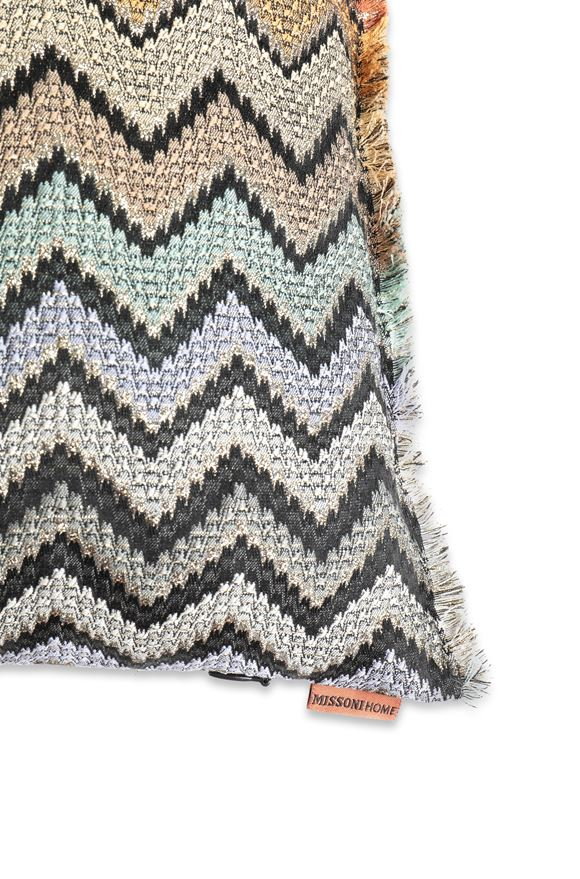 MISSONI HOME WESTMEATH CUSHION E, Rear view