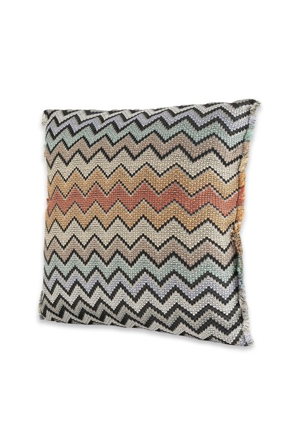 MISSONI HOME WESTMEATH CUSHION E, Frontal view