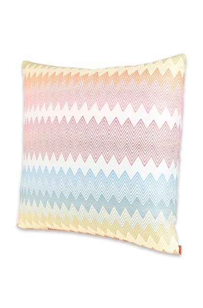 MISSONI HOME WEYMOUTH  CUSHION Pink E - Back