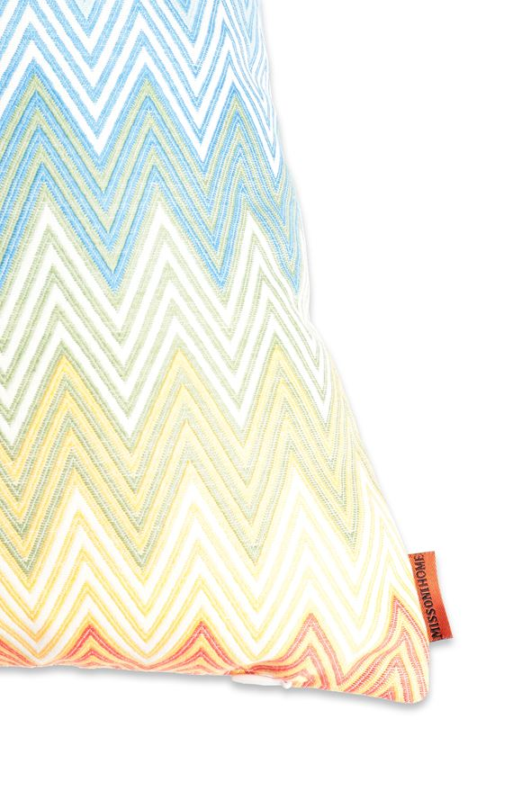 MISSONI HOME WEYMOUTH  CUSHION E, Rear view