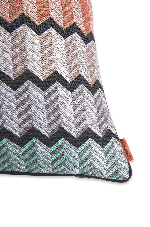 MISSONI HOME WATERFORD CUSHION E, Rear view