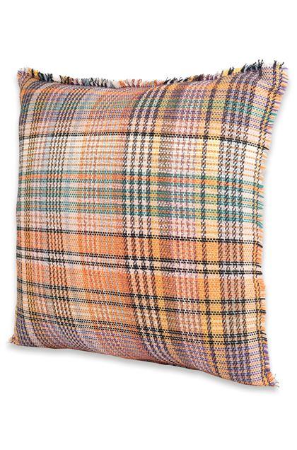 MISSONI HOME WISMAR  CUSHION Yellow E - Back