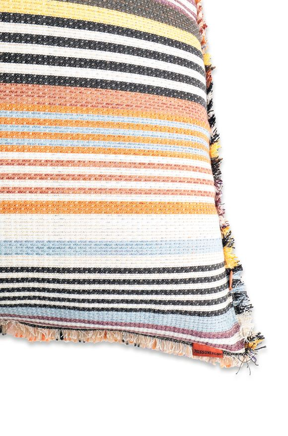 MISSONI HOME WISMAR  CUSHION E, Rear view