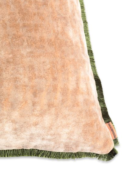 MISSONI HOME TIBET CUSHION Khaki E - Front
