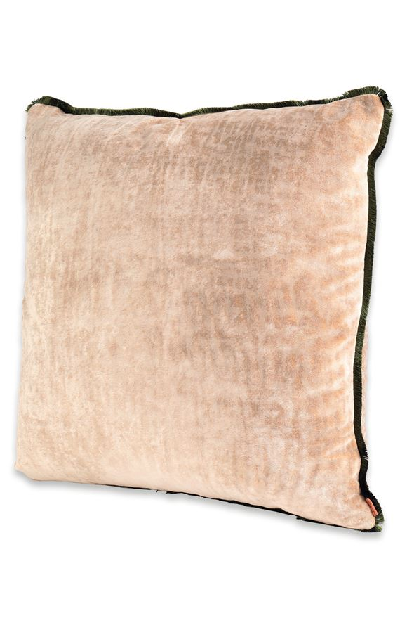 MISSONI HOME TIBET CUSHION E, Frontal view