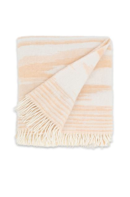 MISSONI HOME WRIGHT THROW Beige E - Back