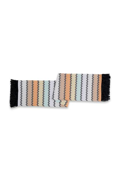 MISSONI HOME WAEL THROW Light green E - Front
