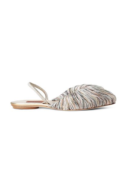 MISSONI Mules Beige Woman - Back