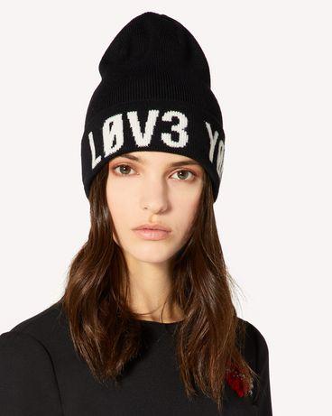 REDValentino SR3KZA034GN 0MG Hat Woman e