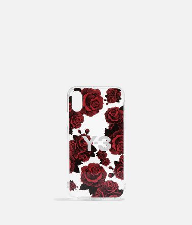 Y-3 Snap Case Flower Graphic iPhone 6.1