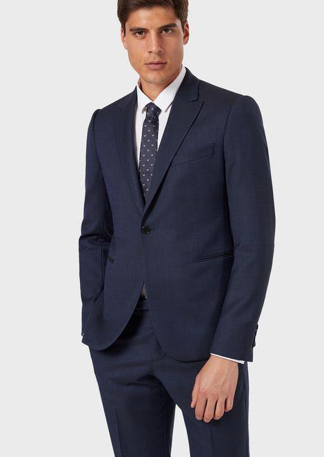 EMPORIO ARMANI Krawatte Herren d