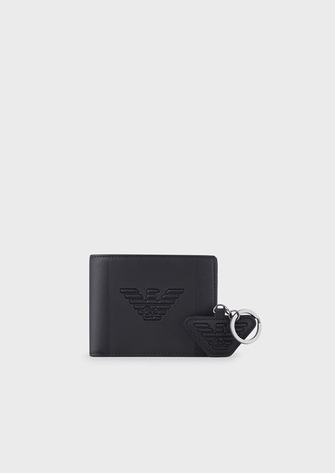 220474572244 Men's Wallets | Emporio Armani