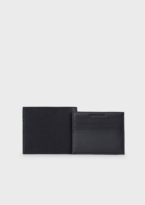 EMPORIO ARMANI Leather goods Sets Man d