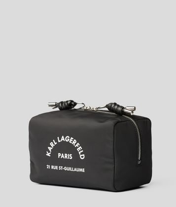 KARL LAGERFELD RUE ST GUILLAUME TOILETRY BAG