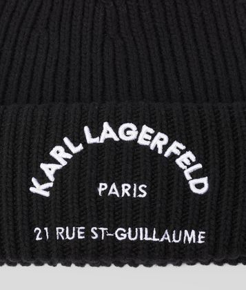 KARL LAGERFELD ШАПКА RUE ST GUILLAUME