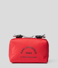 KARL LAGERFELD Rue St Guillaume Toiletry Bag Cosmetic case E a
