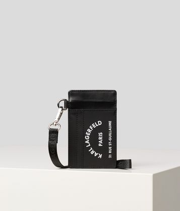 KARL LAGERFELD RUE ST GUILLAUME CARD HOLDER
