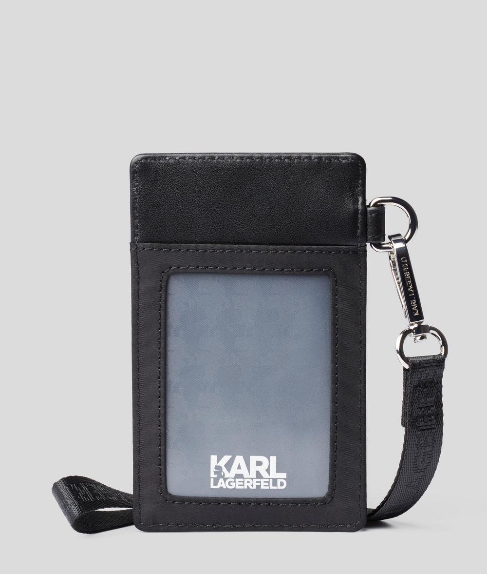 KARL LAGERFELD Rue St Guillaume Cardholder Cardholder E d