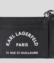 KARL LAGERFELD Rue St Guillaume Cardholder 9_f