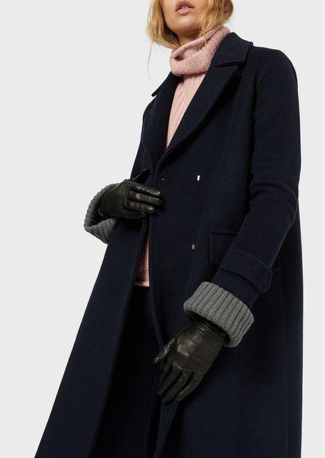 EMPORIO ARMANI Gloves Woman d