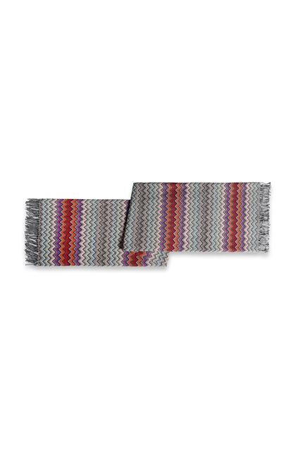 MISSONI HOME WILLIAM ПЛЕД Оранжевый E - Передняя сторона