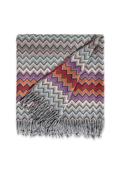 MISSONI HOME WILLIAM THROW Orange E - Back