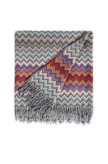 MISSONI HOME Plaid E WILLIAM THROW m