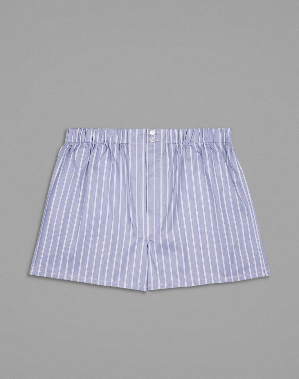 BRIONI Blue Boxer Shorts Underwear Man f