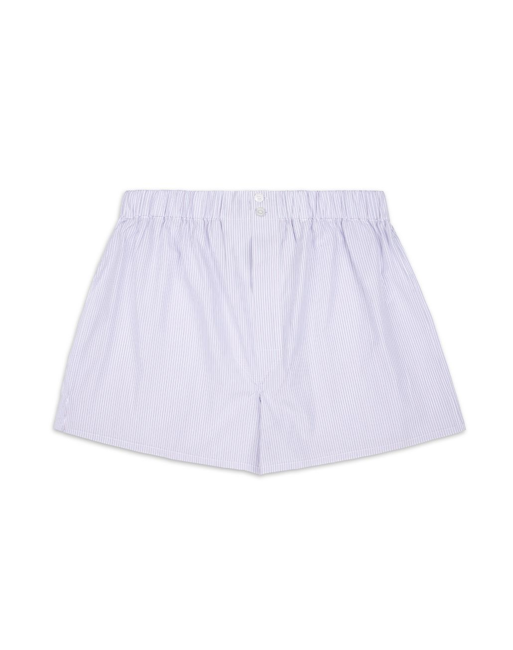 BRIONI White and Pink Boxer Shorts. Underwear Man f