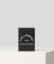 KARL LAGERFELD Rue St Guillaume Passport Cover 9_f