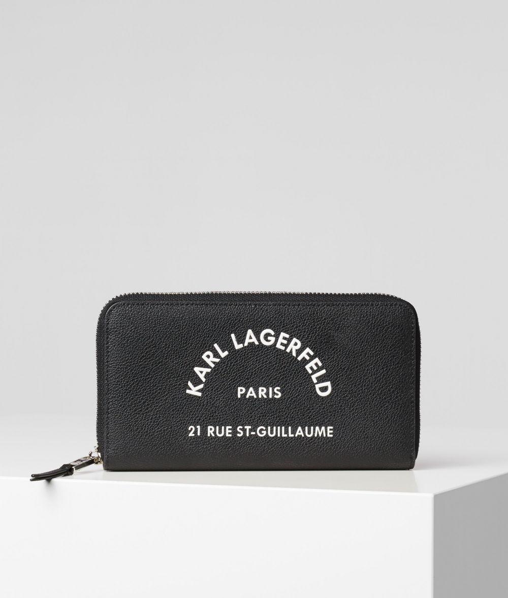 KARL LAGERFELD Rue St Guillaume Wallet Wallet Woman f