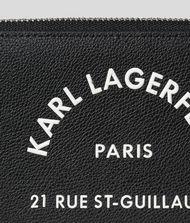KARL LAGERFELD Rue St Guillaume Wallet 9_f