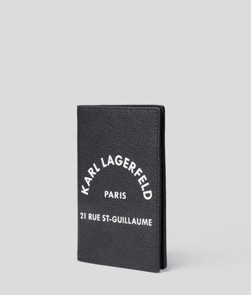 KARL LAGERFELD RUE ST GUILLAUME パスポートカバー