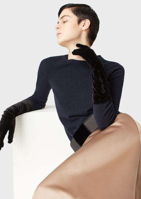 GIORGIO ARMANI Gloves Woman d