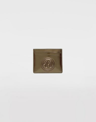 ACCESSORIES Logo wallet Green