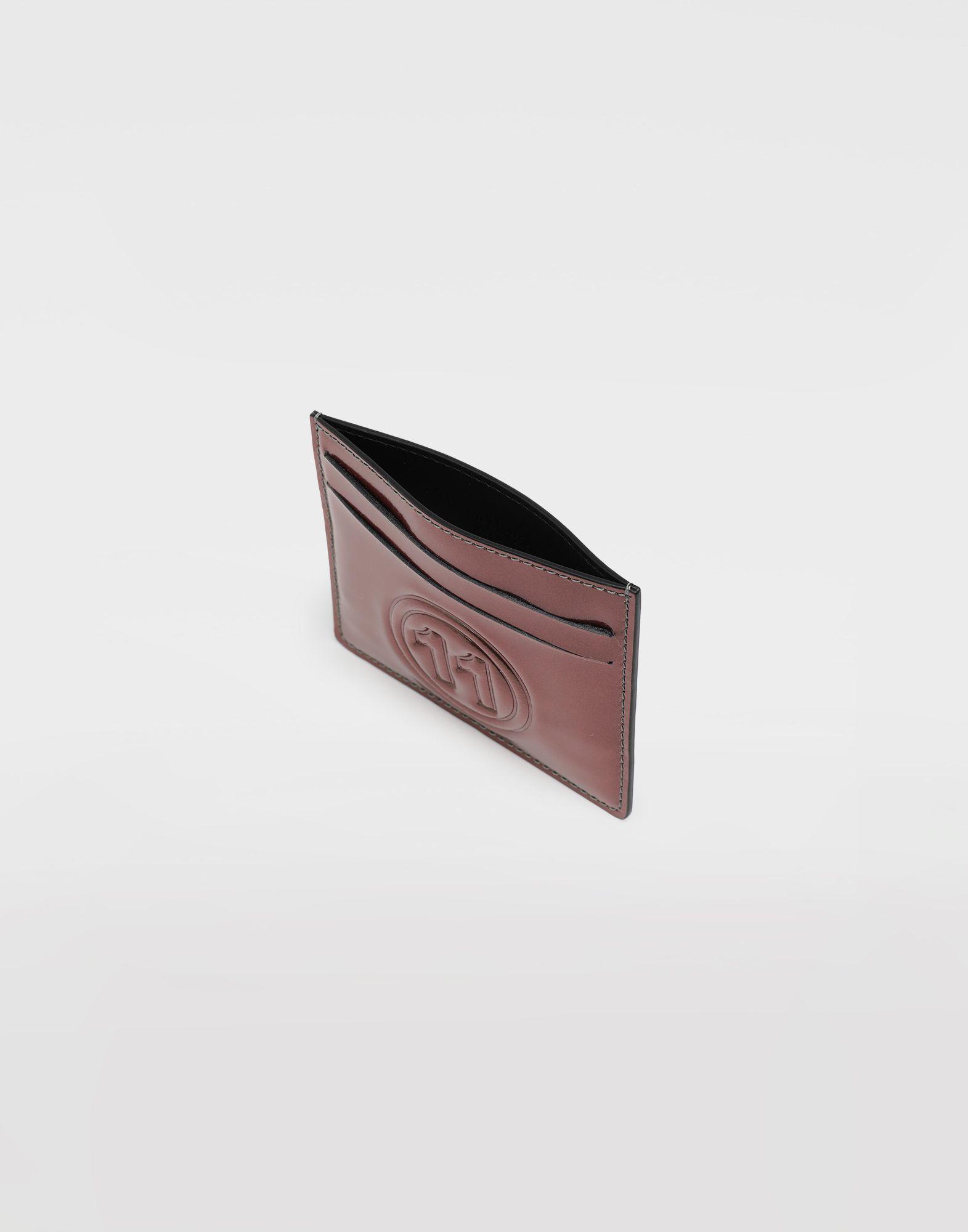 MAISON MARGIELA Logo wallet Wallets Man d