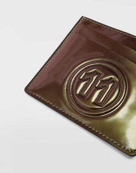 MAISON MARGIELA Logo wallet Wallets Man e