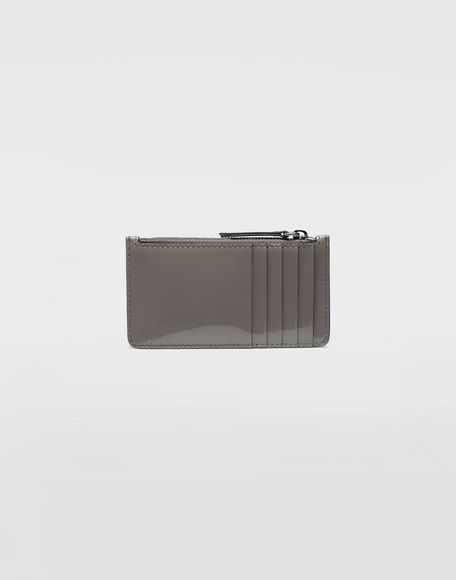 MAISON MARGIELA Patent leather card-holder Wallet Woman f
