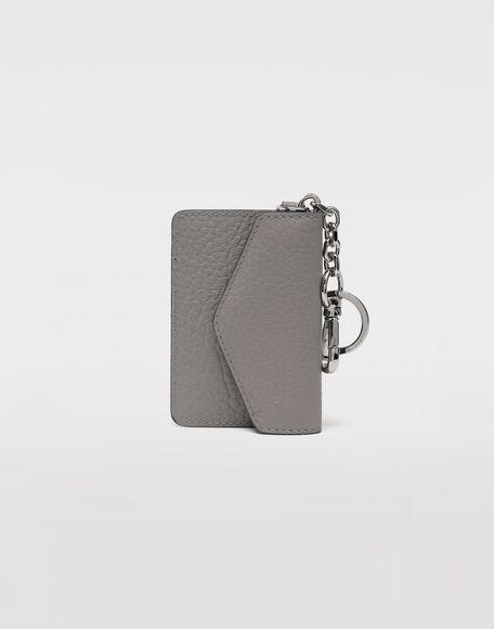 MAISON MARGIELA Leather keyring wallet Wallet Woman f