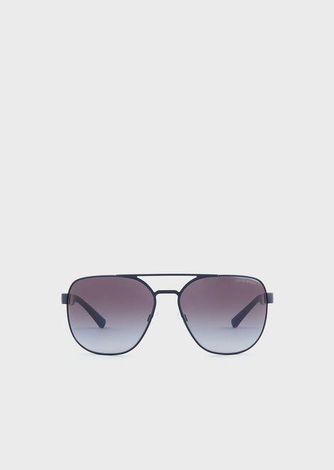 EMPORIO ARMANI Sun-glasses Man f