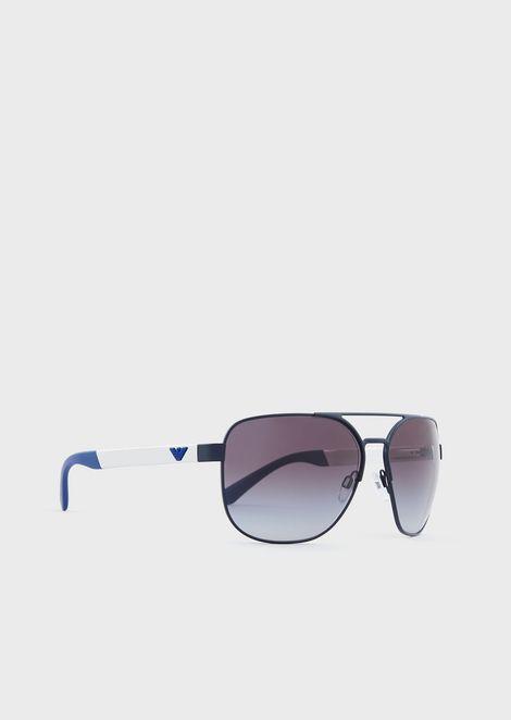 EMPORIO ARMANI Sun-glasses Man r