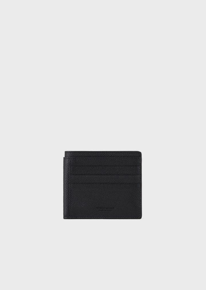 2d9bcfa5bc Full-grain leather bifold card holder