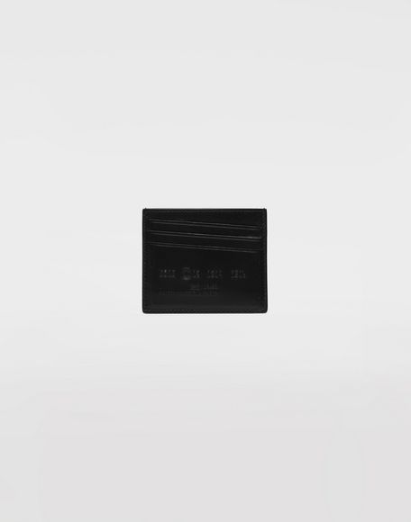 MAISON MARGIELA Logo card holder Wallets Man f