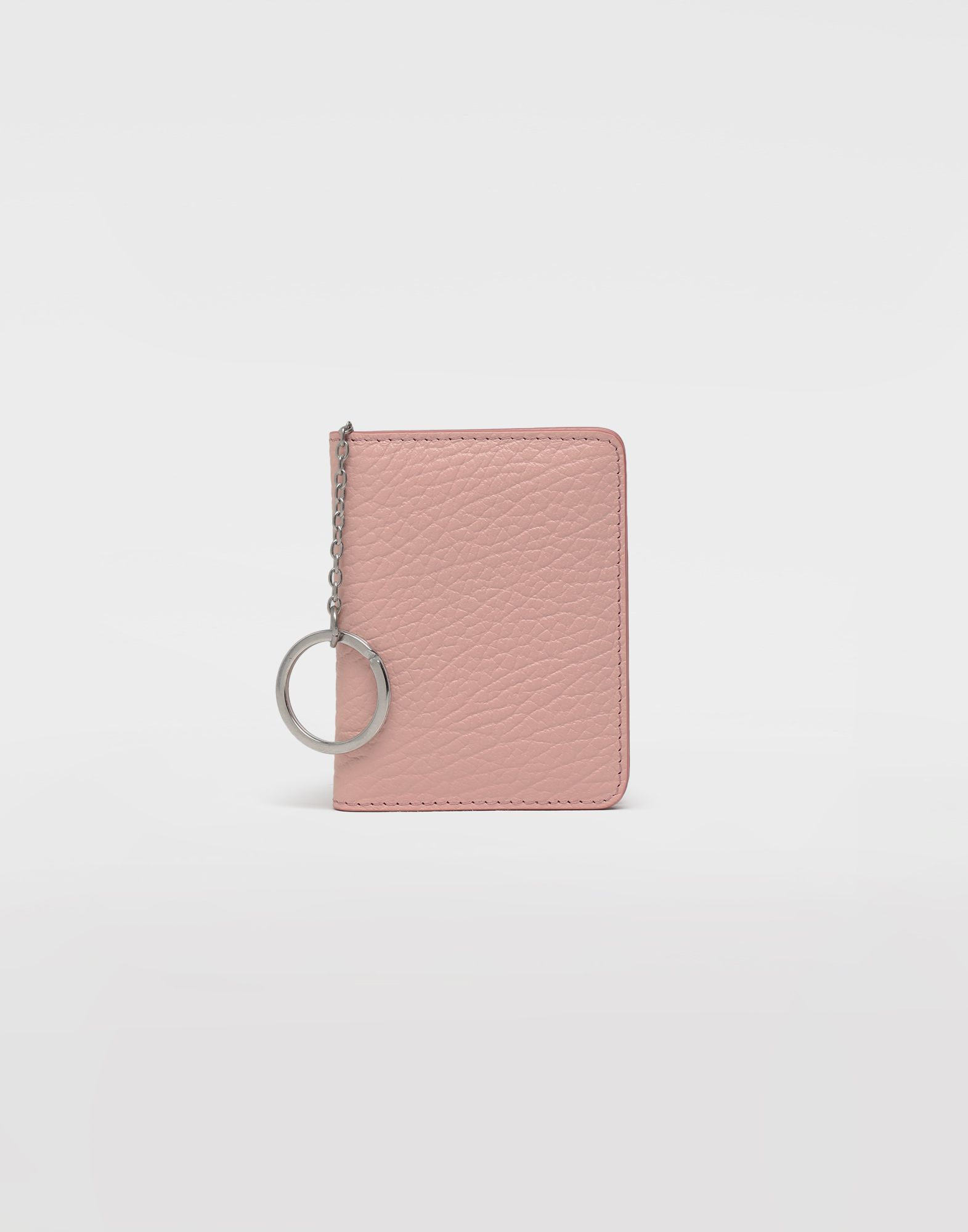 MAISON MARGIELA Leather keyring small wallet Wallets Woman f